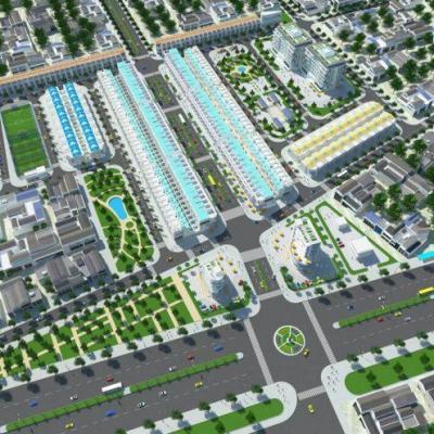DRG Complex City